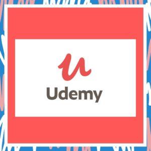 ユーデミーのロゴ